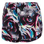 Girls 4-6x adidas Rose Print Shorts