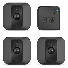 Amazon Blink XT Home Security Camera System 3-Camera Kit