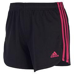 Girls 4-6x adidas Side-Stripe Mesh Shorts