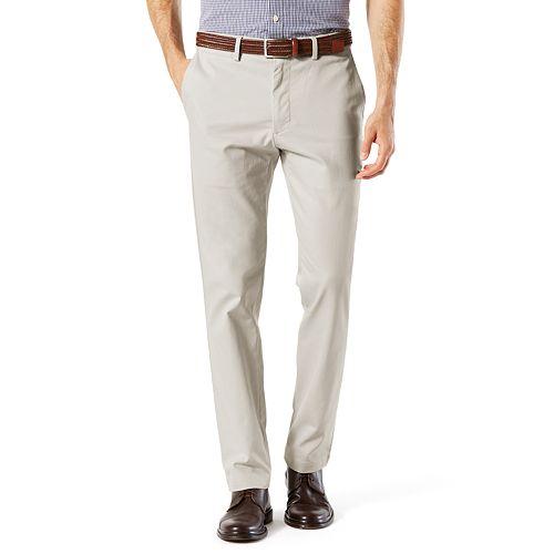 Big & Tall Dockers® Signature Khaki Lux Modern Tapered-Fit Stretch Pants