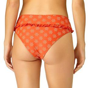 Juniors' California Sunshine High-Waisted Bikini Bottoms