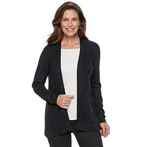 049fdfd4700 Sale.  19.99. Original.  36.00. Women s Croft   Barrow® Essential Textured  Open-Front Cardigan