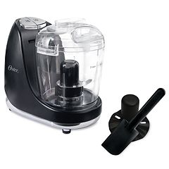 Oster 3-Cup Mini Food Chopper With Whisk