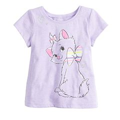 Disney's Aristocats Marie Baby Girl Graphic Tee by Jumping Beans®
