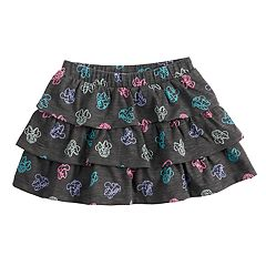 Disney's Minnie Mouse Baby Girl Tiered Skort by Jumping Beans®