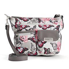 Rosetti This 'N That Floral Crossbody Bag