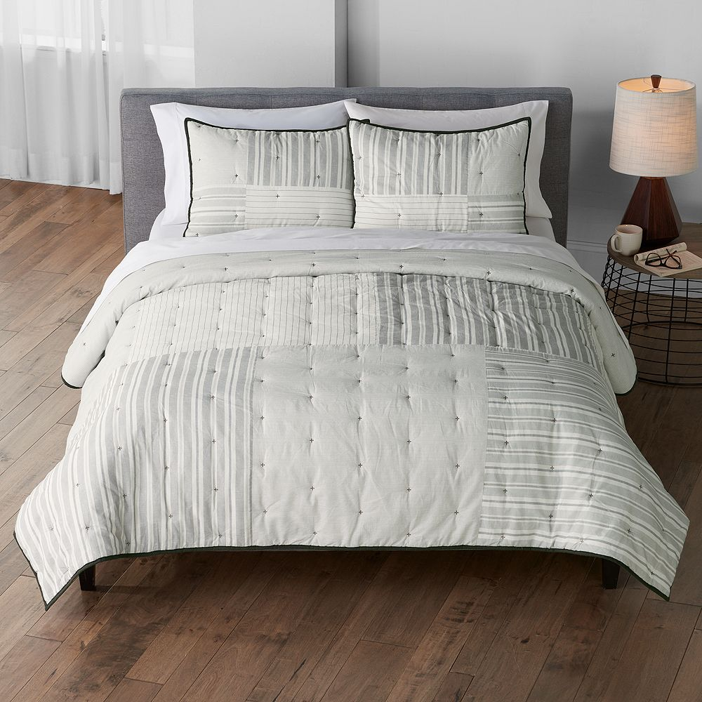 SONOMA Goods for Life® Farmhouse Stripe Quilt or Sham