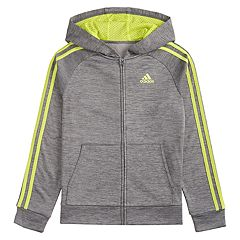 Boys 4-7x adidas Impact Indictor 18 Zip Hooded Jacket