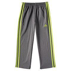 Boys 4-7x adidas Tricot Striped Athletic Pants