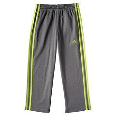 ead258cf1ef0 Boys 4-7x adidas Tricot Striped Athletic Pants