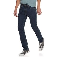 Men's Lee Regular-Fit Straight-Leg Jeans