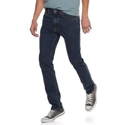 Men's Lee Regular-Fit Straight-Leg Jeans