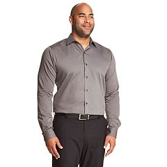 Big & Tall Van Heusen Classic-Fit Easy-Care Button-Down Shirt