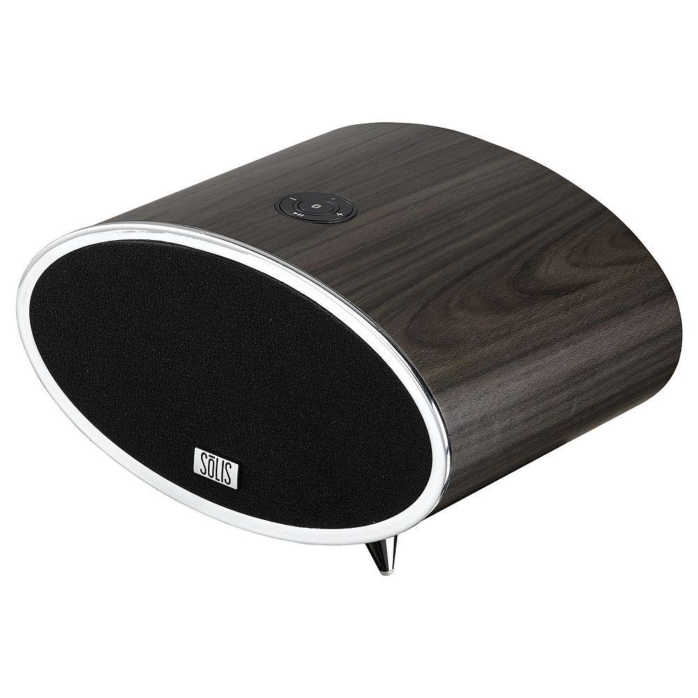 Solis Wireless Stereo Smart Bluetooth Speaker with Chromecast