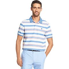 Men's IZOD Sportswear Advantage SportFlex Classic-Fit Colorblock Performance Polo