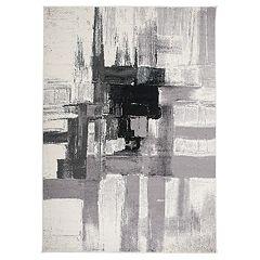 Nevada Contemporary Modern Abstract Rug