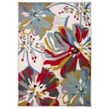 Nevada Abstract Floral Rug