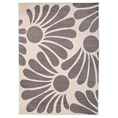 Nevada Contemporary Floral Rug