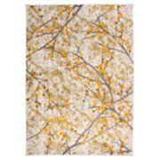 Nevada Modern Floral Tree Branch Rug