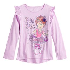 Disney's Fancy Nancy Toddler Girl Sequined Graphic Top by Jumping Beans®