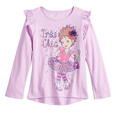 Disney's Fancy Nancy Girls 4-12 Sequined Graphic Top by Jumping Beans®