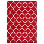 Nevada Contemporary Trellis Rug