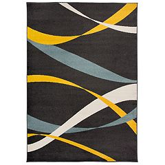 Nevada Modern Waves Rug