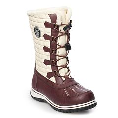 f8d9e7a3bc2 totes Wendy Women s Water Resistant Winter Boots