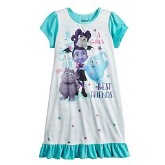 Disney's Vampirina Girls 4-10 Dorm Nightgown