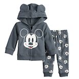 Disney's Mickey Mouse Baby Boy Graphic Hoodie & Pants Set by Jumping Beans®