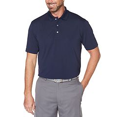 Men's Grand Slam Off Course MotionFlow Textured Golf Polo