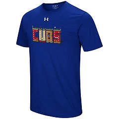 Men's Under Armour Chicago Cubs Tee