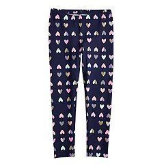 Girls 4-12 Jumping Beans® Print Leggings