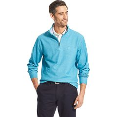 Men's IZOD Advantage Saltwater Classic-Fit Quarter-Zip Sweater