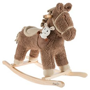 Happy Trails Rocking Horse Ride-On