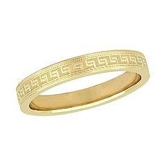 Stella Grace 10K Yellow Gold 3mm Wedding Band Ring