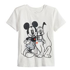 Disney's Mickey Mouse & Pluto Baby Boy Graphic Tee by Jumping Beans®