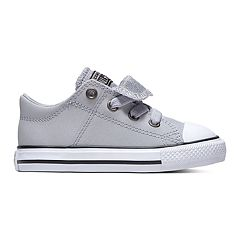 5332ad0bf909 Toddler Girls  Converse Chuck Taylor All Star Maddie Double Tongue Sneakers