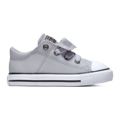 Toddler Girls' Converse Chuck Taylor All Star Maddie Double Tongue Sneakers