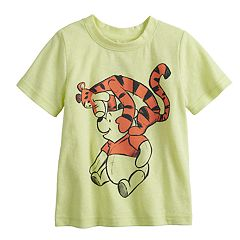 150777ce7 Disney's Winnie the Pooh Baby Boy Tigger & Pooh Graphic Tee by Jumping  Beans®