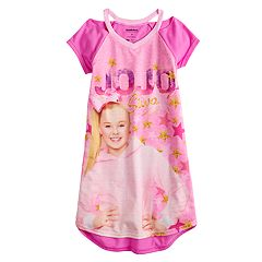 Girls 6-12 JoJo Siwa Dorm Nightgown