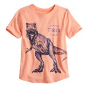 Boys 4-12 SONOMA Goods for Life? Rounded Hem T-Rex Graphic Tee