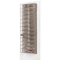 Whitmor 26 Pocket Over The Door Shoe Shelves