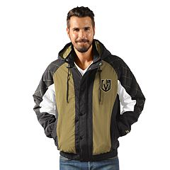 Men's Vegas Golden Knights Heavy Hitter Jacket