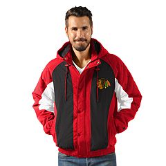 Men's Chicago Blackhawks Heavy Hitter Jacket