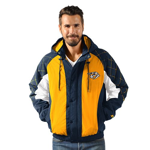 Men's Nashville Predators Heavy Hitter Jacket