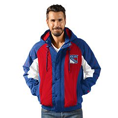 Men's New York Rangers Heavy Hitter Jacket