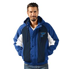 Men's St. Louis Blues Heavy Hitter Jacket