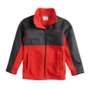 Boys 4-7 Columbia Fort Rock II Hybrid Midweight Jacket