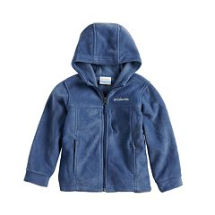 Boys 4-7 Columbia Fleece Flattop Ridge Zip Lightweight Jacket